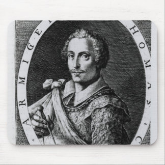 Portrait of Thomas Cavendish Mouse Pad