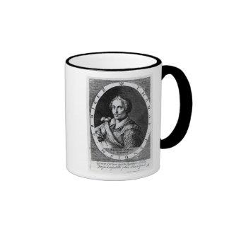 Portrait of Thomas Cavendish Mugs
