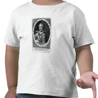 Portrait of Thomas Cavendish Tee Shirt