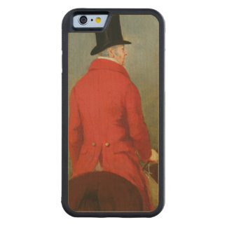 Portrait of Thomas Cholmondeley, first Lord Delame Carved® Maple iPhone 6 Bumper