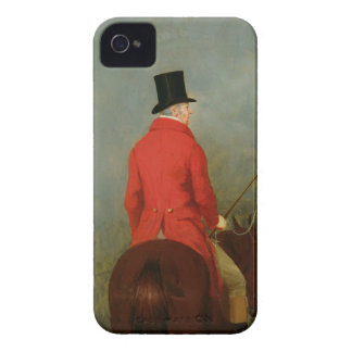 Portrait of Thomas Cholmondeley, first Lord Delame Case-Mate iPhone 4 Cases