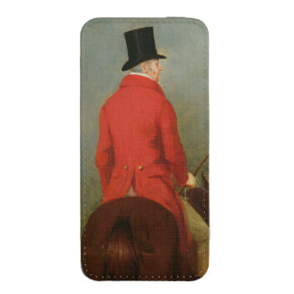 Portrait of Thomas Cholmondeley, first Lord Delame iPhone SE/5/5s/5c Pouch