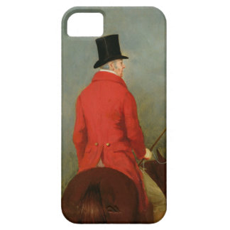 Portrait of Thomas Cholmondeley, first Lord Delame iPhone SE/5/5s Case