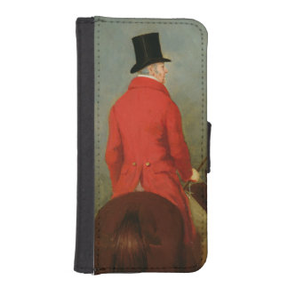 Portrait of Thomas Cholmondeley, first Lord Delame iPhone SE/5/5s Wallet Case