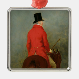Portrait of Thomas Cholmondeley, first Lord Delame Metal Ornament