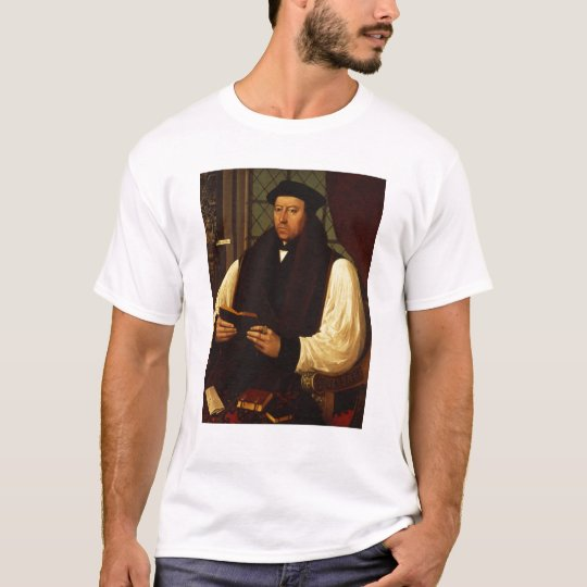Portrait of Thomas Cranmer  1546 T-Shirt