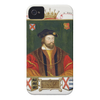 Portrait of Thomas Fitzgerald (1513-37) Lord Offal iPhone 4 Cases