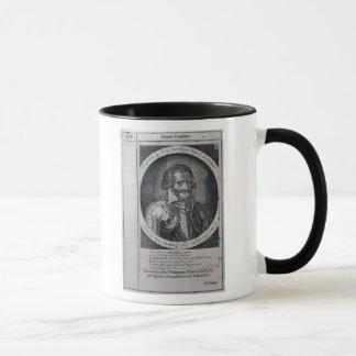 Portrait of Thomas from 'Coryate's Crudities' Mug