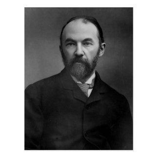 Portrait of Thomas Hardy Postcard