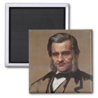 Portrait of Thomas Henry Huxley Fridge Magnets