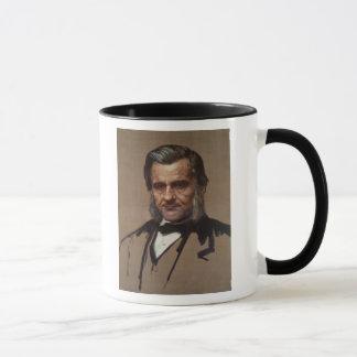Portrait of Thomas Henry Huxley Mug