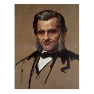 Portrait of Thomas Henry Huxley Post Cards