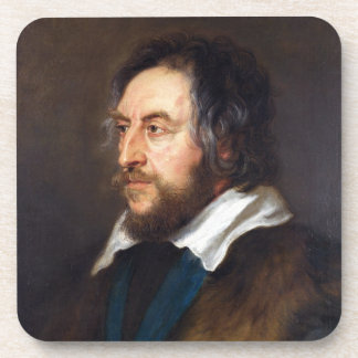 Portrait of Thomas Howard Peter Paul Rubens Coaster