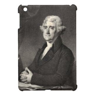 Portrait of Thomas Jefferson iPad Mini Cover
