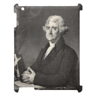 Portrait of Thomas Jefferson iPad Covers
