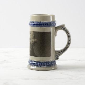 Portrait of Thomas Jefferson Mug