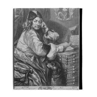 Portrait of Thomas Killigrew (1612-83) Restoration iPad Case