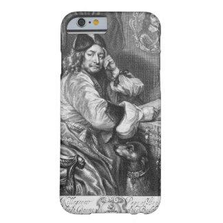 Portrait of Thomas Killigrew (1612-83) Restoration iPhone 6 Case
