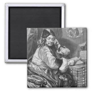 Portrait of Thomas Killigrew (1612-83) Restoration Magnet