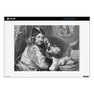 "Portrait of Thomas Killigrew (1612-83) Restoration Skins For 15"" Laptops"
