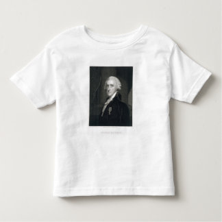 Portrait of Thomas McKean, engraved by Thomas B. W Toddler T-shirt