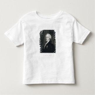 Portrait of Thomas McKean, engraved by Thomas B. W Toddler T-shirt