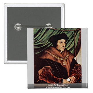 Portrait Of Thomas MoreBy Hans Holbein The Younger Pins