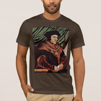 Portrait Of Thomas MoreBy Hans Holbein The Younger T-Shirt