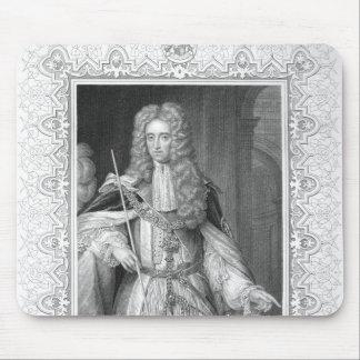 Portrait of Thomas Osborne, engraving Mouse Pad