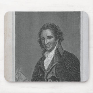 Portrait of Thomas Paine  from Volume I Mouse Pad
