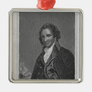 Portrait of Thomas Paine  from Volume I Ornaments