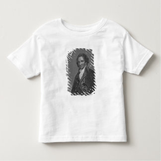 Portrait of Thomas Paine  from Volume I Toddler T-shirt
