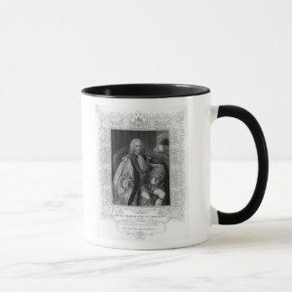 Portrait of Thomas Pelham-Holles Mug