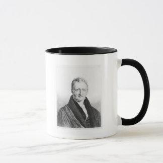 Portrait of Thomas Robert Malthus Mug