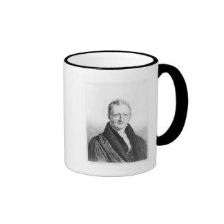Portrait of Thomas Robert Malthus Ringer Mug