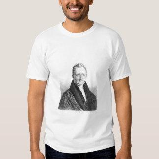 Portrait of Thomas Robert Malthus Shirt
