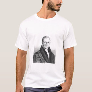 Portrait of Thomas Robert Malthus T-Shirt
