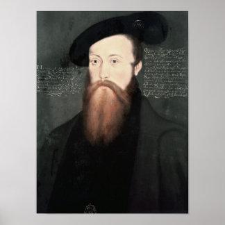 Portrait of Thomas Seymour  Baron Seymour Poster