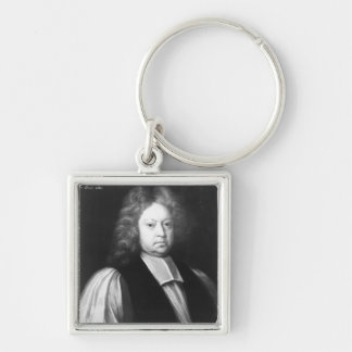 Portrait of Thomas Sprat Key Chains