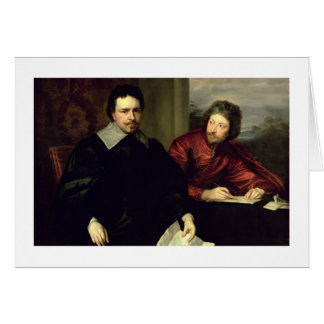 Portrait of Thomas Wentworth, Earl of Strafford (1 Card