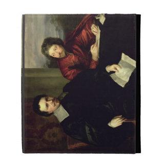 Portrait of Thomas Wentworth, Earl of Strafford (1 iPad Folio Cases