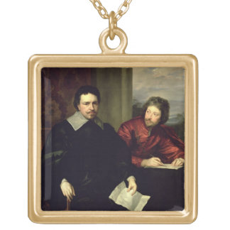 Portrait of Thomas Wentworth, Earl of Strafford (1 Necklace