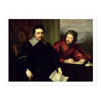 Portrait of Thomas Wentworth, Earl of Strafford (1 Postcard
