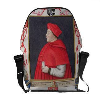 Portrait of Thomas Wolsey (c.1475-1530) Cardinal a Courier Bag