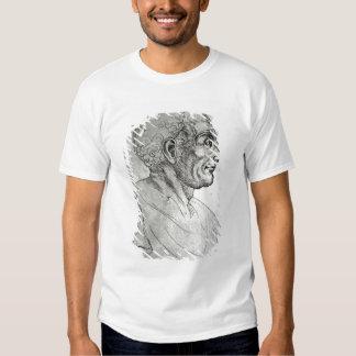 Portrait of Titus Livius known as Livy T-Shirt