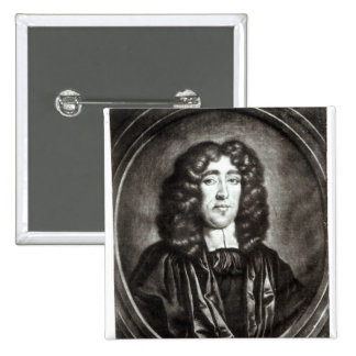 Portrait of Titus Oates engraved by R Thompson Button