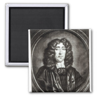 Portrait of Titus Oates  engraved by R. Thompson Magnet
