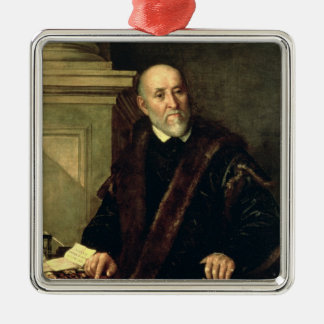 Portrait of Tommaso Giunta , 1563 Metal Ornament