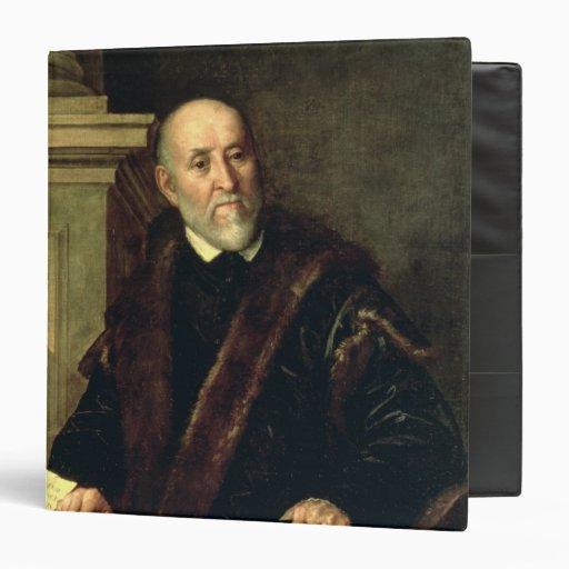 Portrait of Tommaso Giunta , 1563 Vinyl Binders