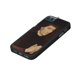 Portrait of Tommaso Portinari by Hans Memling Case For iPhone 5/5S